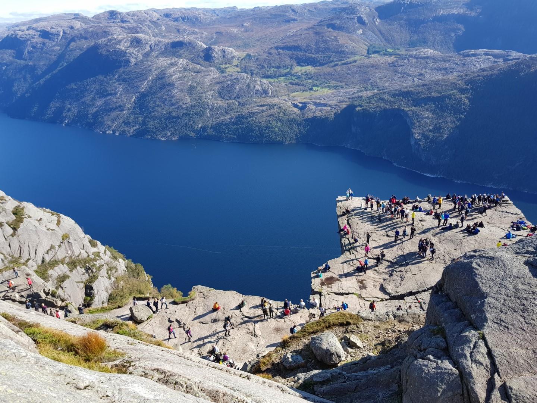 Zaproś znajomych i odwiedz Norwegię z nami